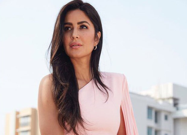 Katrina Kaif prepares to shoot for superhero film in Abu Dhabi