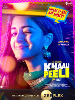 First Look Of Khaali Peeli