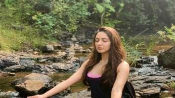 Kiara Advani finds peace amid the beautiful nature, shares photos