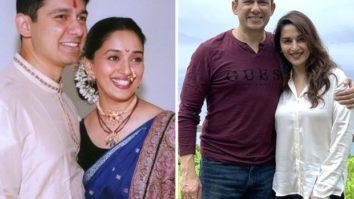 Madhuri Dixit calls Sriram Nene as 'man of my dreams' as the couple celebrates their 21st wedding anniversary