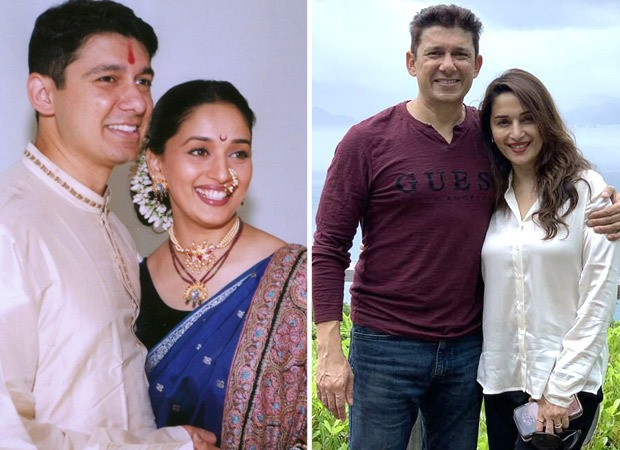 Madhuri Dixit calls Sriram Nene as 'man of my dreams' as the couple celebrates their 21st wedding anniversary