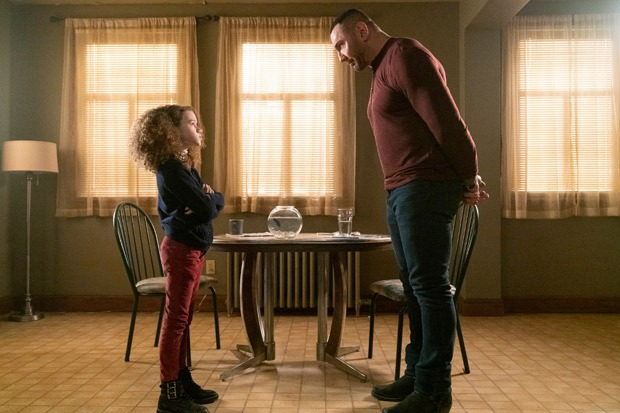 """""""My Spy is really about heart"""" - says Dave Bautista about his upcoming film release on October 16"""
