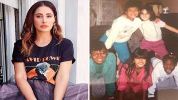 """Nargis Fakhri shares a throwback picture from her foster days, says, """"We had each other"""""""
