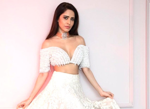 Nushrratt Bharuccha looks like a vision in white with her latest traditional ensemble