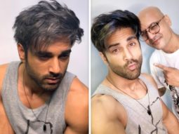 Pulkit Samrat sports a salt and pepper look for Taish; hairstylist Aalim Hakim shares his input