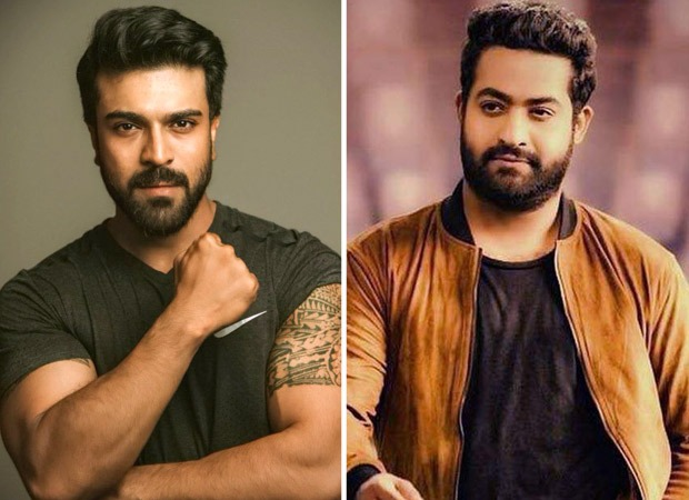 Ram Charan and Jr NTR's battle scenes in RRR to be shot through CG