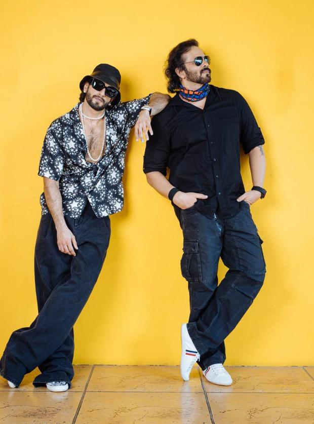 रणवीर सिंह और रोहित शेट्टी ने सिर्कस के लिए टीम बनाई, फिल्म 2021 रिलीज़ के लिए सेट की गई