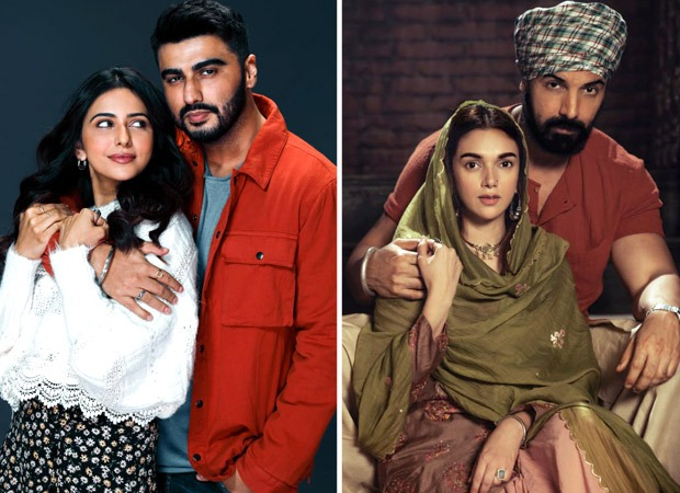 SCOOP: Arjun Kapoor-Rakul Preet Singh-John Abraham starrer titled Sardar & Grandson?