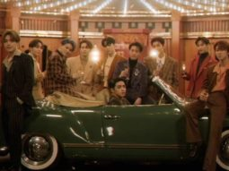 SEVENTEEN gets you grooving with the retro feels in the 'Home Run' music video from 'Semicolon' album