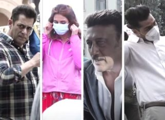 Salman Khan, Disha Patani, Jackie Shroff, Randeep Hooda show what it's like to shoot Radhe amid coronavirus pandemic
