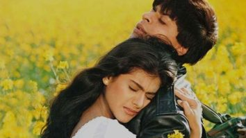 Shah Rukh Khan and Kajol starrer Dilwale Dulhania Le Jayenge to be re-released across the world to celebrate its 25thanniversary