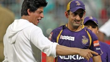 Shah Rukh Khan wishes former Kolkata Knight Riders' skipper Gautam Gambhir on his birthday