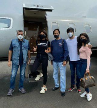 Shilpa Shetty, Paresh Rawal, Meezaan, Pranitha Subhash give a glimpse of the new normal on Hungama 2 set