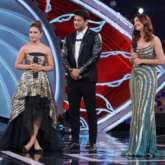 Sidharth Shukla looks suave in tux while Hina Khan and Gauahar Khan bedazzle in gowns at the Bigg Boss 14 Grand Premiere