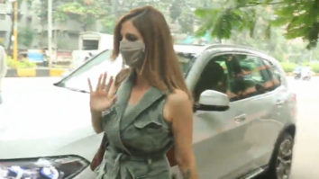Suzanne Khan spotted at Kromakay Salon Bandra