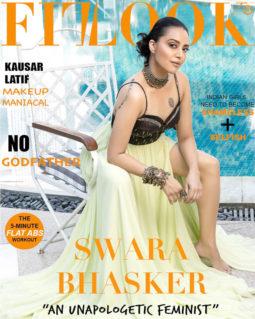 Swara Bhaskar On The Cover Fitlook