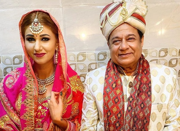 THIS is the reason behind Jasleen Matharu's pictures dressed as a bride and Anup Jalota as the groom