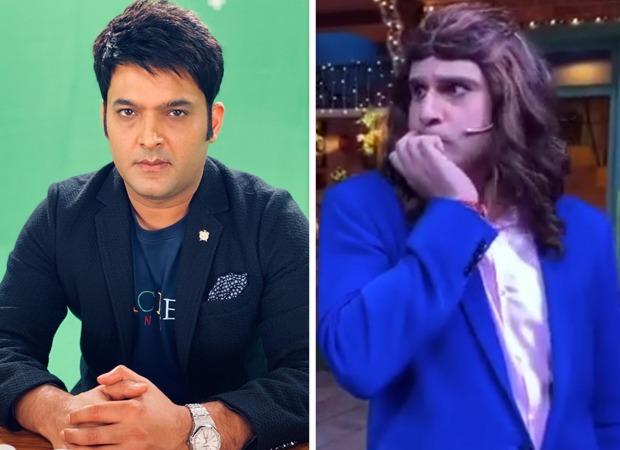 The Kapil Sharma Show Kapil Sharma reveals that Krushna Abhishek was hesitant to play the role of a woman