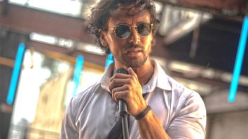"""Tiger Shroff on 'Unbelievable' entering the Billboard charts, """"I feel blessed"""""""