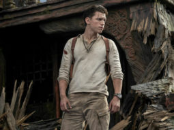 Tom Holland shares his first look as young Nathan Drake from Uncharted