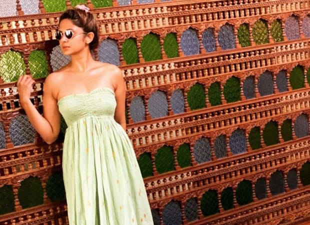 VACAY GOALS Jennifer Winget's pictures from her getaway in Goa is going to make you want to book a trip!
