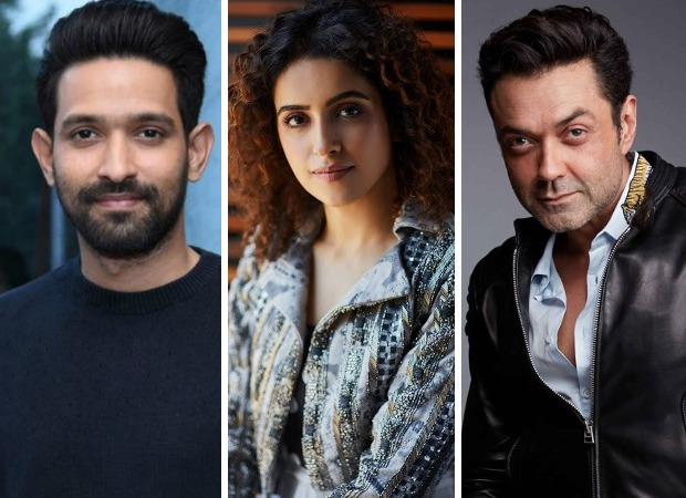 Vikrant Massey, Sanya Malhotra and Bobby Deol to star in Shah Rukh Khan's Red Chillies Entertainment and Drishyam Films production titled Love Hostel