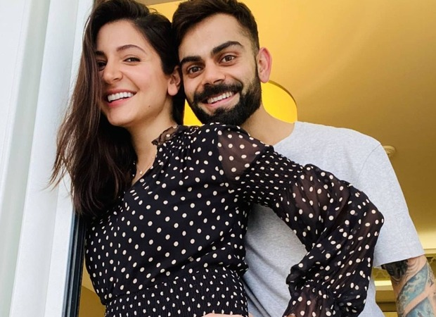 Virat Kohli asks Anushka Sharma from the field if she has eaten, leaving the internet gushing over the couple
