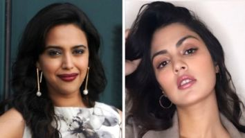 Swara Bhasker demands for release of Rhea Chakraborty after AIIMS team rule out murder of Sushant Singh Rajput