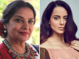 Shabana Azmi feels Kangana Ranaut fears the day she will no longer be in the headlines and hence makes outrageous statements