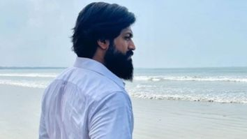 """""""Rocky sets sail from today,"""" announces Yash as he gets back to sets of KGF 2 after months"""