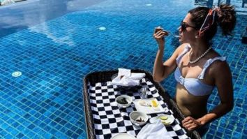 This is how Taapsee Pannu is prepping for Rashmi Rocket even during her vacation in the Maldives