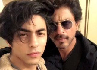 Shah Rukh Khan's son Aryan Khan had a major contribution in the KKR fan anthem