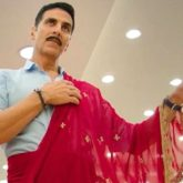 """ I wasn't able to move properly while being in a saree, forget about dancing and fighting in it""- Akshay Kumar on wearing a saree for Laxmmi Bomb"