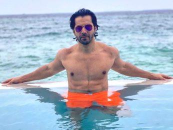 Varun Dhawan to start shooting for four back-to-back films starting November