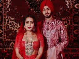 Neha Kakkar and Rohanpreet Singh share FIRST PICS from their wedding