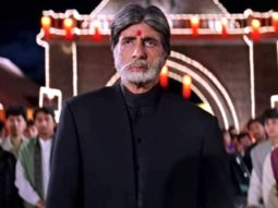 "20 Years of Mohabbatein: ""Parampara, Pratishtha, Anushasan""- Amitabh Bachchan says the film is special for many reasons"