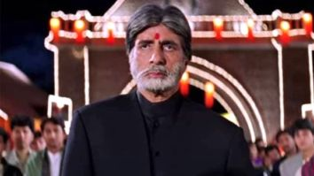 """20 Years of Mohabbatein: """"Parampara, Pratishtha, Anushasan""""- Amitabh Bachchan says the film is special for many reasons"""