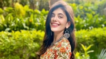 """""""Full of humor and heart and deep wells of emotion,"""" writes Fault In Our Stars author John Green complimenting Dil Bechara actress Sanjana Sanghi"""