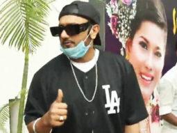 Yo Yo Honey Singh spotted at Sukho Thai spa in Versova