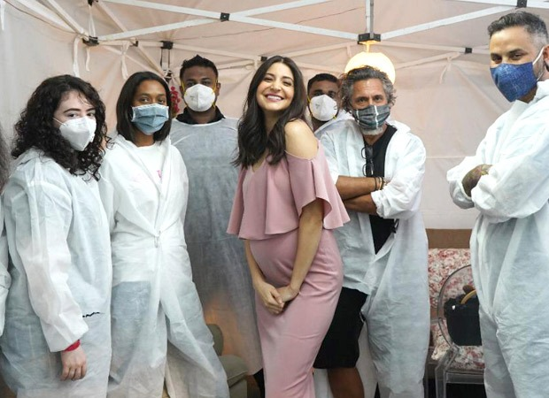 """""""I intend to keep working for as long as I live!"""" says Anushka Sharma, who is set to resume shooting in May, 2021"""