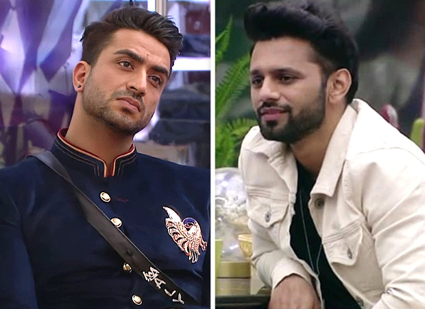 Aly Goni goes all out to support Rahul Vaidya in the captaincy task on Bigg Boss 14