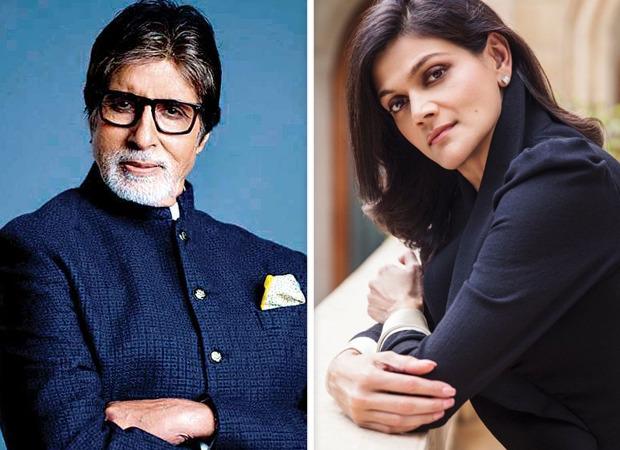 Amitabh Bachchan, Neerja Birla converse on mental health