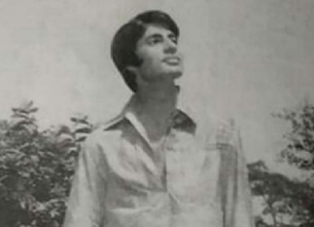 Amitabh Bachchan mocks hisflared fashion choices after dropping a throwback photo