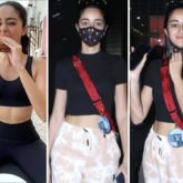 Ananya Panday reunites with her 'burger bae' in Dubai; returns to Mumbai decked in limited edition Louis Vuitton worth over Rs. 4 lakh