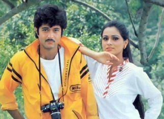 Anil Kapoor wishes his Woh Saat Din co-star Padmini Kohlapure on her birthday with a throwback picture