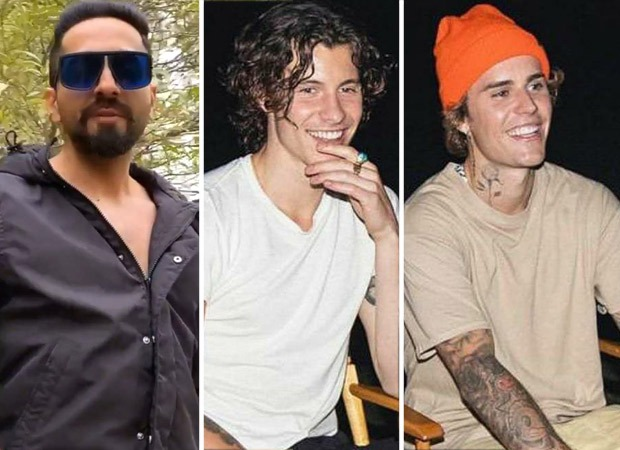 Ayushmann Khurrana praises Shawn Mendes & Justin Bieber's recent collab 'Monster' with a new Instagram reel