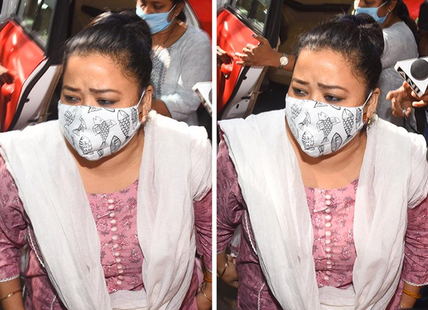 तोड़ना!  कॉमेडियन भारती सिंह गिरफ्तार;  एनसीबी ने उसके घर से ड्रग्स जब्त किया