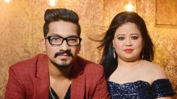 NCB raids comedian Bharti Singh and husband Haarsh Limbachiyaa's Mumbai residence