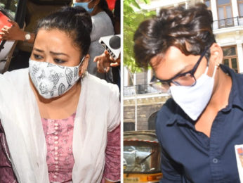 Bharti Singh and Haarsh Limbachiyaa sent to 14-day judicial custody in drugs case