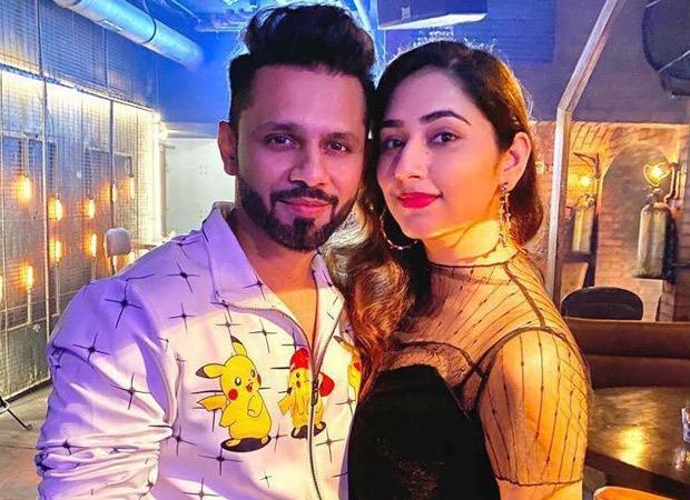 In Pics: Singer Rahul Vaidya and Actress Disha Parmar's Cute Love Story